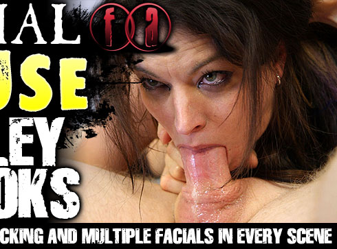 Bailey Brooks Face Fucked